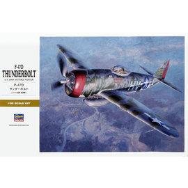 Hasegawa Hasegawa - Republic P-47D Thunderbolt - 1:32