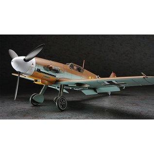 """Hasegawa Messerschmitt Bf109F-4 Trop """"Stern von Afrika"""" - 1:32"""