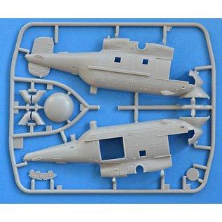 ACE Model Kamov Ka-25Ts Hormone-B cruise missile targeting platform - 1:72