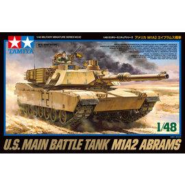 TAMIYA Tamiya - US KPz M1A2 Abrams - 1:48