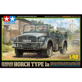 TAMIYA Tamiya - dt. Horch Typ 1a 4x4 Geländewagen - 1:48