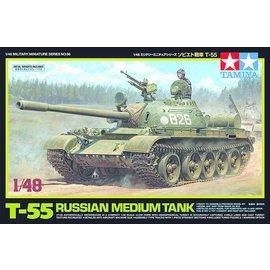 TAMIYA Tamiya - russ. mittlerer KPz T-55 - 1:48