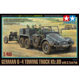 """TAMIYA Tamiya - Dt. Sd.Kfz. 69 """"Krupp Protze"""" mit 3,7cm PAK"""