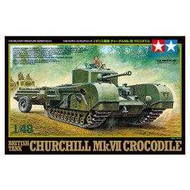 TAMIYA Tamiya - Brit.Pz. Churchill Mk.VII Crocodile - 1:48