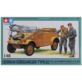 TAMIYA Tamiya - Dt. PKW K1 Kübelwagen Typ 82 - 1:48