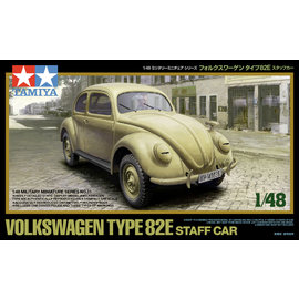 TAMIYA Tamiya - Volkswagen Typ 82E - 1:48