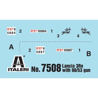 Italeri Italeri - it. Autokanone RO3 90/53 - 1:72