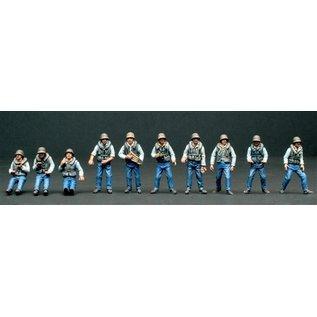 Italeri Figuren-Set Crew (10) ELCO 80 PT - 1:35