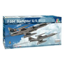 Italeri Italeri - Lockheed F-104G/S - RF-104G Starfighter - 1:32