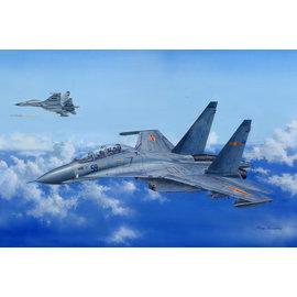 HobbyBoss HobbyBoss - Suchoi Su-30MKK Flanker G - 1:48