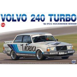 NuNu Model Kit NuNu / Platz - Volvo 240 Turbo ('86) ETTC Hockenheim winner - 1:24