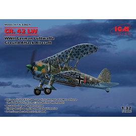 "ICM ICM - Fiat CR.42 ""Falco"" dt. Luftwaffe - 1:32"