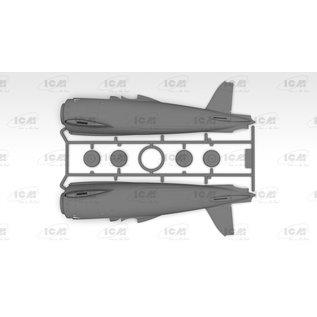 "ICM Fiat CR.42 ""Falco"" dt. Luftwaffe - 1:32"