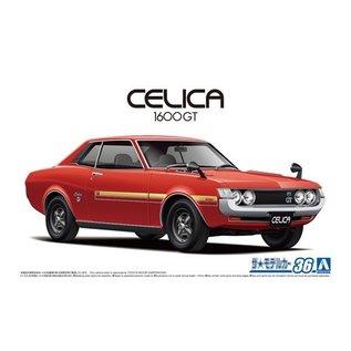 Aoshima Toyota TA22 Celica 1600GT '72