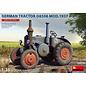 MiniArt MiniArt - German Lanz Tractor D8506 Mod. 1937 - 1:35