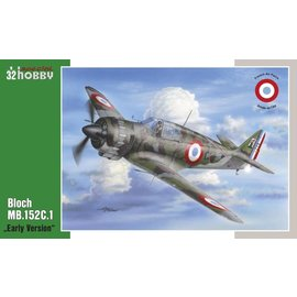 Special Hobby Special Hobby - Bloch MB.152C1 Early Version - 1:32