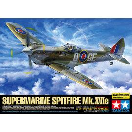 TAMIYA Tamiya - Supermarine Spitfire Mk.XVIe - 1:32