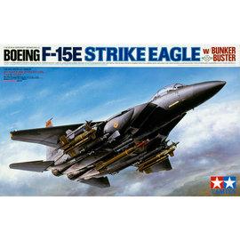 "TAMIYA Tamiya - Boeing F-15E Strike Eagle ""Bunker Buster"" - 1:32"