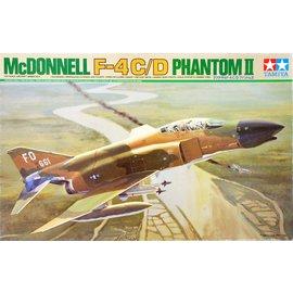 TAMIYA Tamiya - McDonnell Douglas F-4C/D Phantom II - 1:32