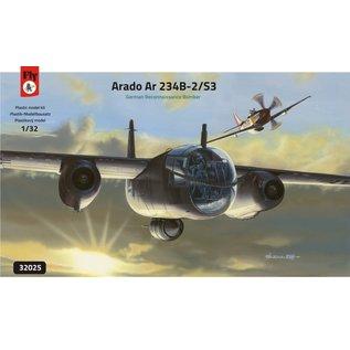 Fly Arado Ar234 B-2/S3 Bomber / Aufklärer - 1:32