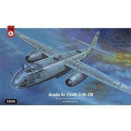 Fly Fly - Arado Ar234 B-2/B-2N Nachtjäger - 1:32