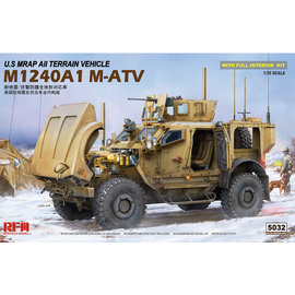 Rye Field Model RFM- US MRAP M1240A1 M-ATV - 1:35