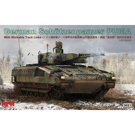 Ryefield Model RFM - Deutscher Schützenpanzer PUMA - 1:35
