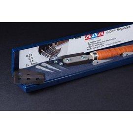 JLC JLC - Micro-Säge / Razor blade saw - Anniversary Pack