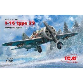 ICM ICM - Polikarpow I-16 - 1:32