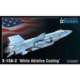 Special Hobby Special Hobby - North American X-15A-2 White Ablative Coating - 1:32