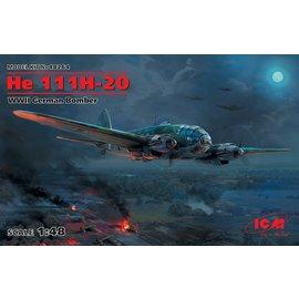 ICM ICM - Heinkel He111H-20 - 1:48