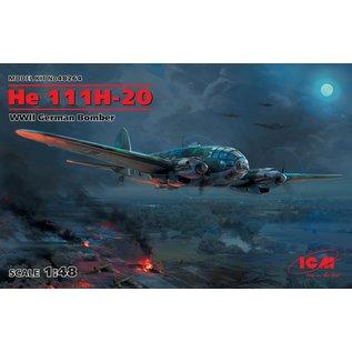 ICM Heinkel He111H-20 - 1:48