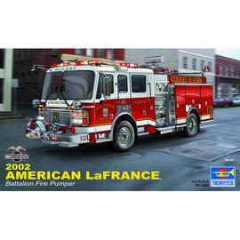 Trumpeter Trumpeter - American LaFrance Eagle Fire Pumper 2002 - 1:25