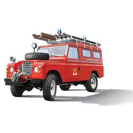 Italeri Italeri - Land Rover Fire Truck - 1:24