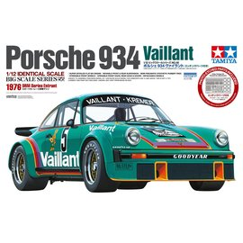 TAMIYA Tamiya - Porsche 934 Vaillant - 1:12