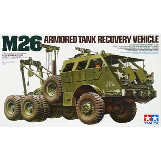 TAMIYA Tamiya - M26 Armored Tank Recovery Vehicle - 1:35