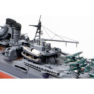 TAMIYA Japanese Aircraft Carrying Cruiser Mogami - 1:350