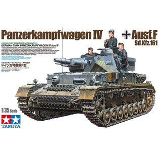 TAMIYA Dt. Pz.Kpfw IV Ausf.F L24/75mm - 1:35