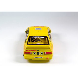 NuNu Model Kit BMW M3 E30 Gr.A 91 AUTO TECH - 1:24
