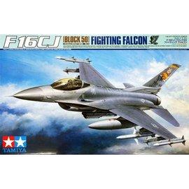 TAMIYA Tamiya - Lockheed Martin F-16CJ Fighting Falcon - 1:32