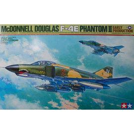 TAMIYA Tamiya - McDonnell Douglas F-4E Phantom II Early Production - 1:32