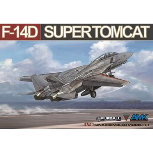 AMK - Avantgarde Model Kits Grumman F-14D Super Tomcat - 1:48