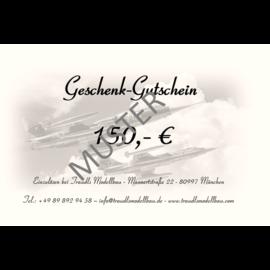 Traudls Geschenkgutschein 50,-€