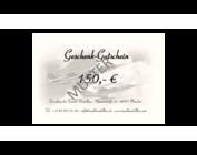 Geschenk-Gutscheine / Online Geschenk-Gutscheine