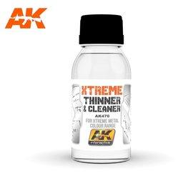 AK Interactive AK Interactive - Xtreme Thinner - Verdünner f. Xtreme Metal - 100ml