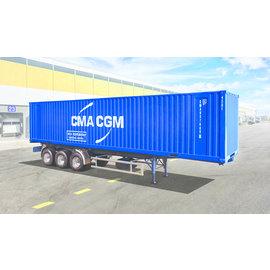 Italeri Italeri - 40' Container Auflieger - 1:24