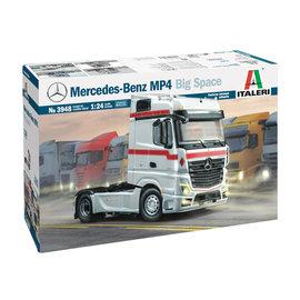 Italeri Italeri - Mercedes-Benz MP4 Big Space - 1:24