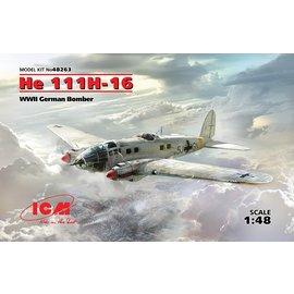 ICM ICM - Heinkel He 111H-16 - 1:48