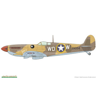 Eduard Supermarine Spitfire Mk.IXC early version - Profipack - 1:48