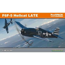 Eduard Eduard - Grumman F6F-5 Hellcat late - Profipack - 1:48